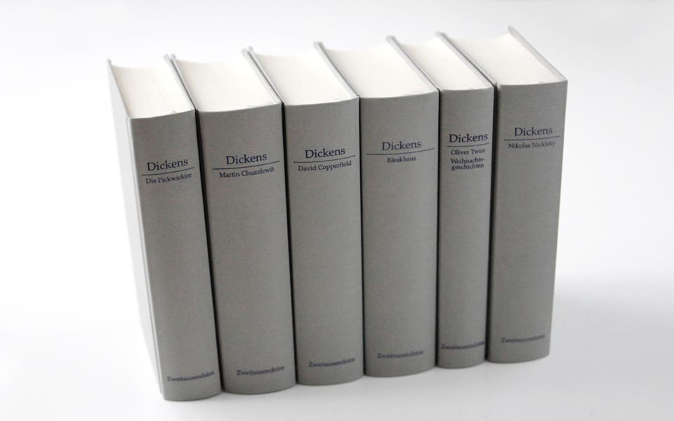 Editorial Charles Dickens