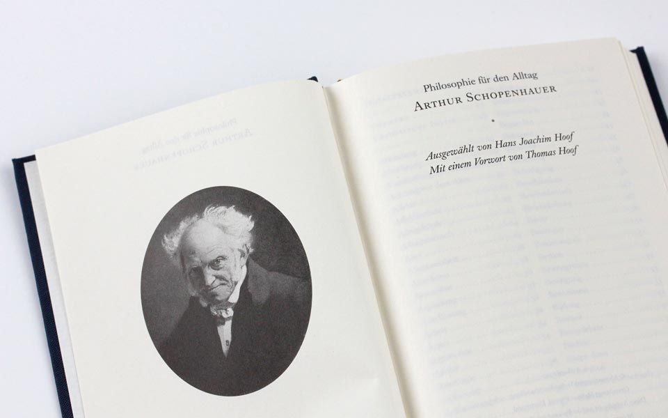 Editorial Schopenhauer